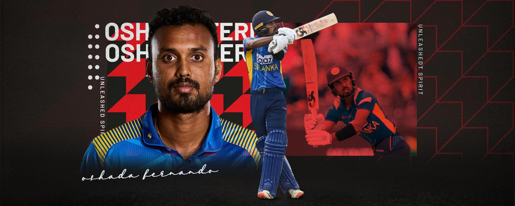 oshada Fernando Sri lankan Cricket